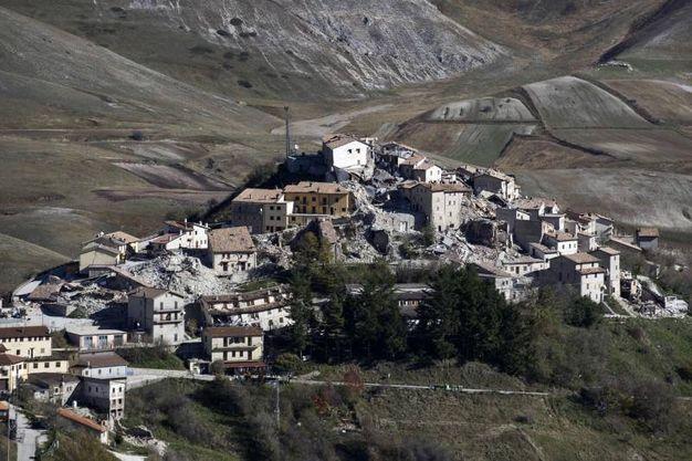 Castelluccio (Afp)