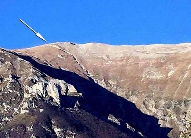 Monte Vettore (Ansa)