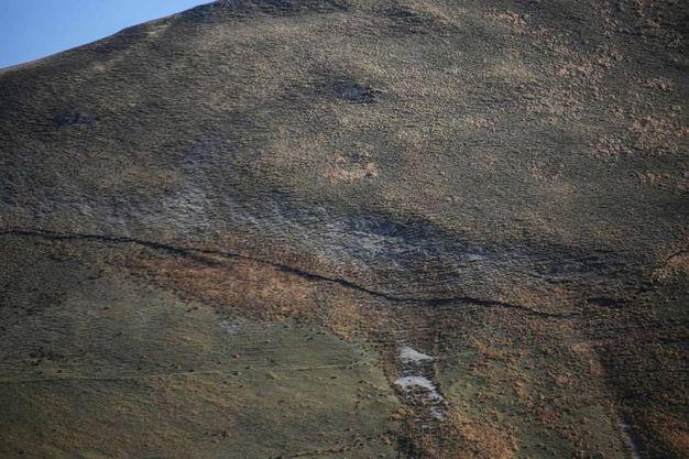 Monte Porche (Afp)
