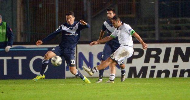 Brescia-Cesena, la partita è finita 3-2 (LaPresse)
