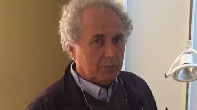 L'imprenditore  Roberto Sudati, 61 anni