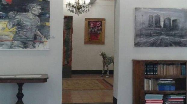 """Casa Museo Sartori, """"Primo percorso"""" in esposizione""""Rotazione"""" di Nino Cassani"""