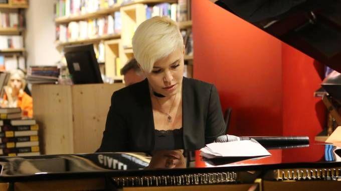 Giulia Mazzoni (foto Marco Mori/New Pressphoto)