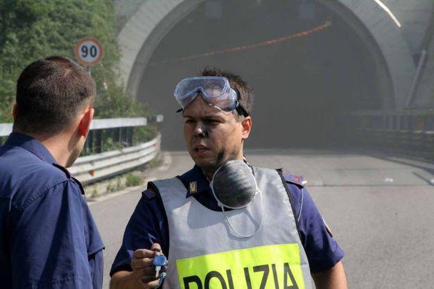 Il 10 settembre 2007 137 persone rimasero intossicate nel tunnel