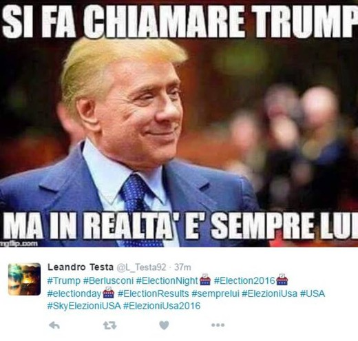 Memes Su Berlusconi