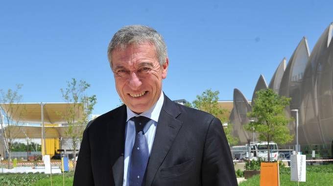 Giuseppe Bonomi, direttore generale di Arexpo Spa la società proprietaria del sito che ha ospitato l'Esposizione Universale