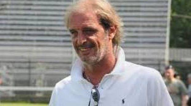 Stefano Civeriati, 50 anni, ex azzurro e ora tecnico del Lomellina