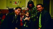 La festa nel ristorante giapponese a Firenze