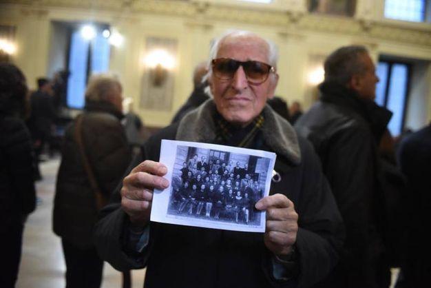 L'omaggio di Milano (La Presse)