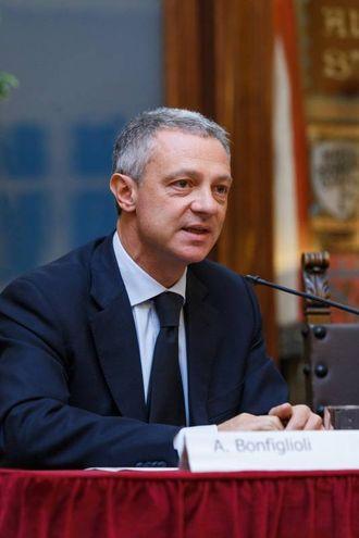 Alessandro Bonfiglioli, direttore del Caab (Schicchi)