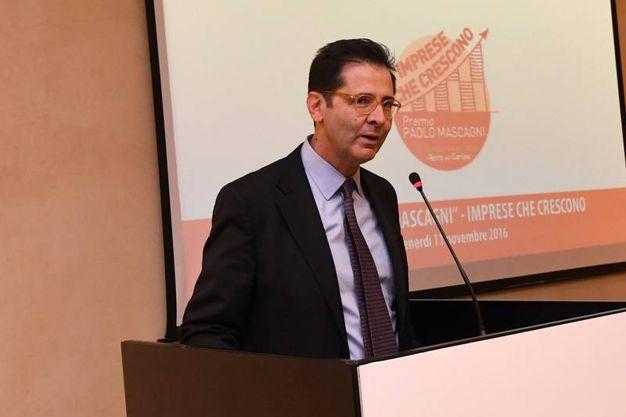 Pierluigi Masini, direttore Progetti e Iniziative editoriali Poligrafici Editoriale  (Schicchi)
