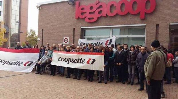Sono circa 200 i lavoratori di Coopsette in fibrillazione