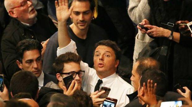 Renzi a Brescia