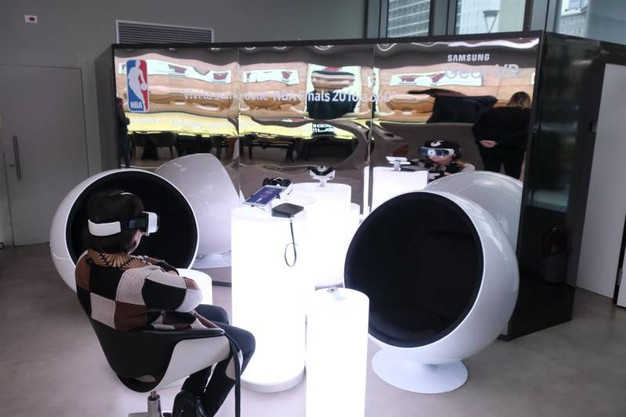 NBA Digital Exhibition a Milano