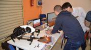 Plugtest 2016, sperimentazione europea su strada di sistemi innovativi di controllo remoto al Porto di Livorno (Foto Simone Lanari)