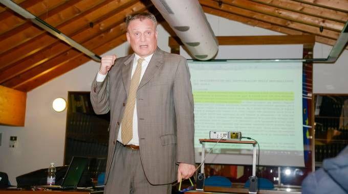 Roberto Biagini del comitato ambiente e salute nel Lodigiano