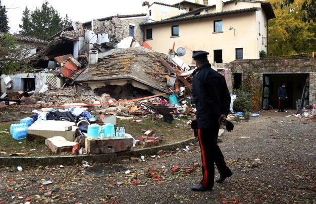 Villetta esplosa muore giovane madre il marito e le - Via villamagna 113 bagno a ripoli ...