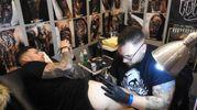 Florence Tattoo Convention (Gianluca Moggi/New Press Photo)