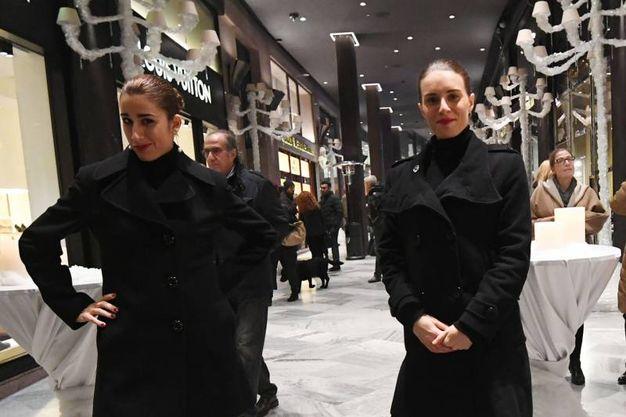 Festa di Natale in Galleria Cavour (Foto Schicchi)