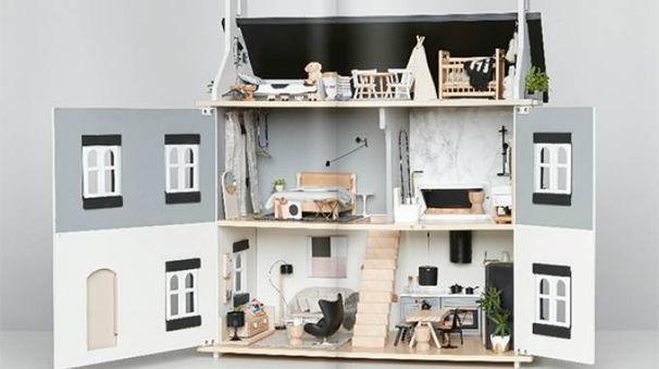 La Casa delle bambole di Edie - Magazine - Tempo Libero ...