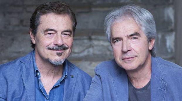Massimo Dapporto e Tullio Solenghi in scena il 9 febbraio al teatro Rossini