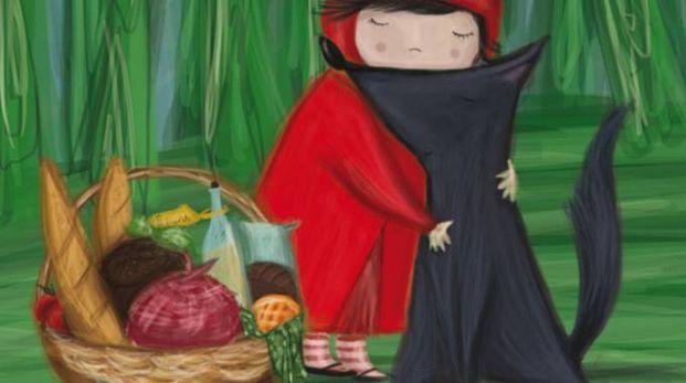 Copertina del libro Ricette da fiaba - (Foto: Elliot Edizioni)