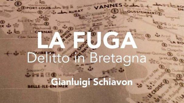 LA PRESENTAZIONE Gianluigi Schiavon, giornalista e scrittore, sarà ospite venerdì del festival Urbinoir con il suo ultimo romanzo 'La fuga' (foto sotto) per Giraldi Editore