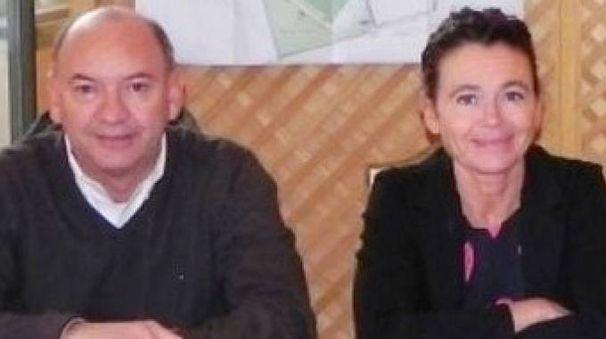 Walter Della Frera, 65 anni, e Stefania Bonaldi, 46 anni