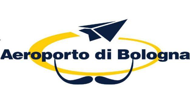 Logo Aeroporto con baffi Dalí