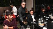 Il primo vino servito è un Principessa Brut di Luretta Colli Piacentini Chardonnay 100% affinato sui lieviti 36 mesi