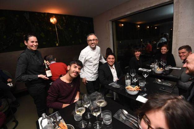 I vincitori e lo chef