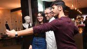"""""""Ho seguito tutte le puntate di Masterchef, vedere Barbieri dal vivo è un sogno"""", ha confessato Teresa Pasquini"""