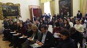 Dalì Experience, la conferenza stampa (foto Schicchi)