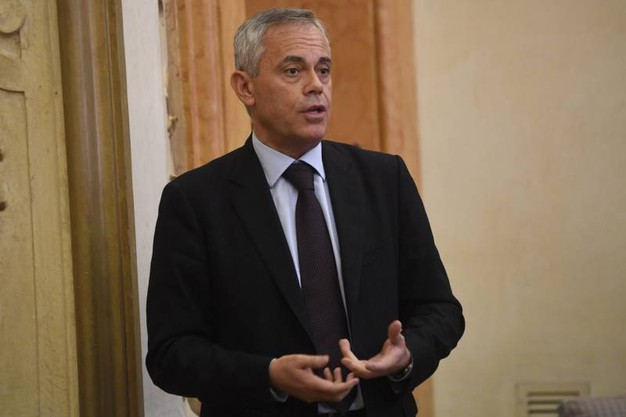 Giancarlo Tonelli, direttore generale di Ascom (foto Schicchi)
