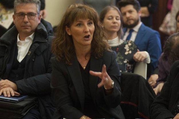 Cinzia Barbieri, direttore generale Cna (foto Schicchi)