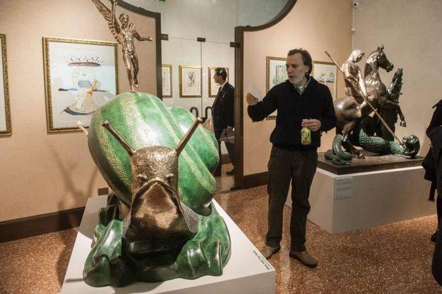Dalì Experience a Palazzo Belloni (foto Schicchi)