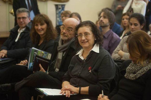 Lucia Gazzotti, presidente di Centergross (foto Schicchi)