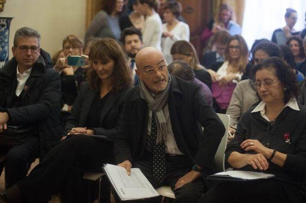 Antonio Rosignoli, direttore territoriale Area Tosco Emiliana di BPER Banca (foto Schicchi)