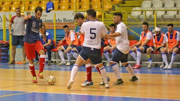 Il Pavia calcio a 5