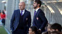 Sauro Fattori e Antonio Cincotta guidano la Fiorentina Women's