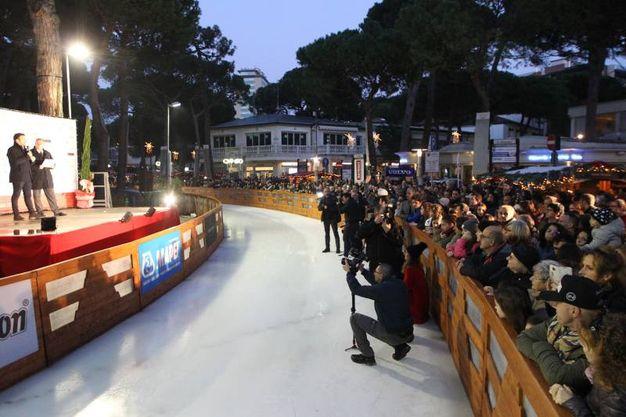 Milano marittima apre il villaggio di ghiaccio mima on ice le foto cosa fare - Bagno mima milano marittima ...