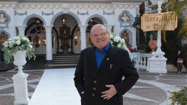 Antonio Polese, il boss delle cerimonie (Olycom)