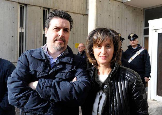 Paolo Francesco Giubileo con Ornella Formica (foto Calavita)
