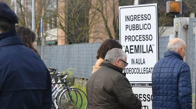 Processo Aemilia (foto Artioli)