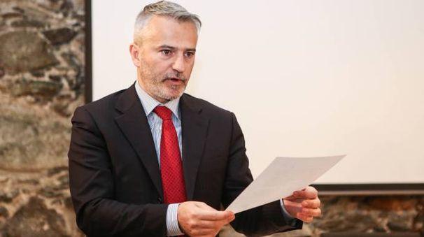 Il senatore valtellinese Mauro Del Barba (National Press)