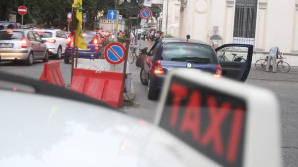 I tassisti sono tra i più colpiti dai sistemi di trasporto condiviso