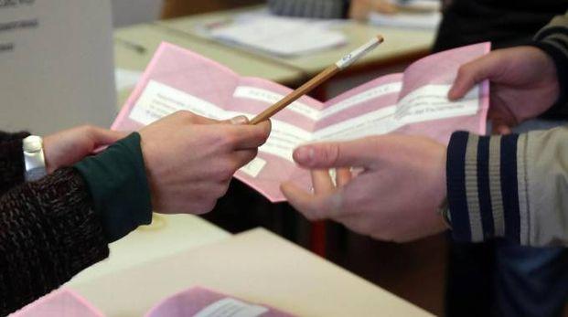 Scheda per votare al referendum del 4 dicembre