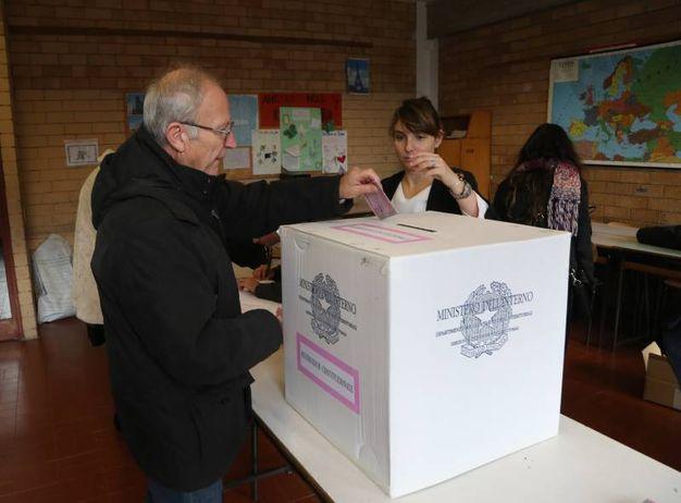 Referendum, il voto a Perugia (Crocchioni)