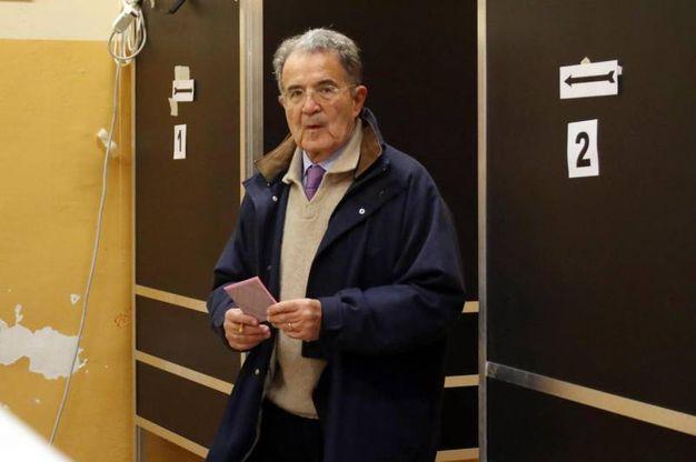 Romano Prodi (Ansa)
