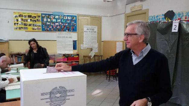 Il presidente della Regione Sardegna Francesco Pigliaru (Ansa)